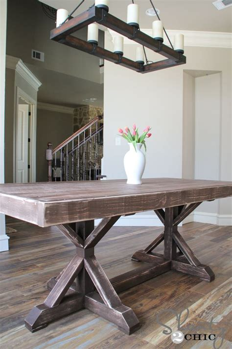 how to build a dining room table how to build a square dining room table woodworking