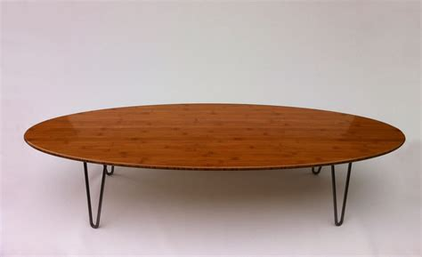 oval shaped coffee table santaconapp