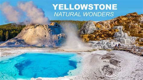 yellowstone national park natural creations yellowstone natural wonders 4k movie in 2 parts proartinc