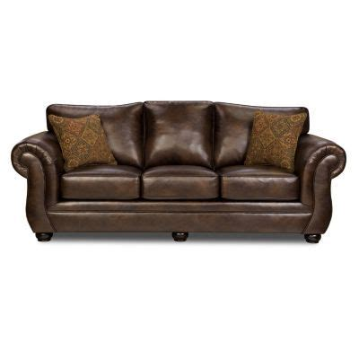 what does bonded leather mean on a sofa gracia chocolate bonded leather sofa nice love seat and