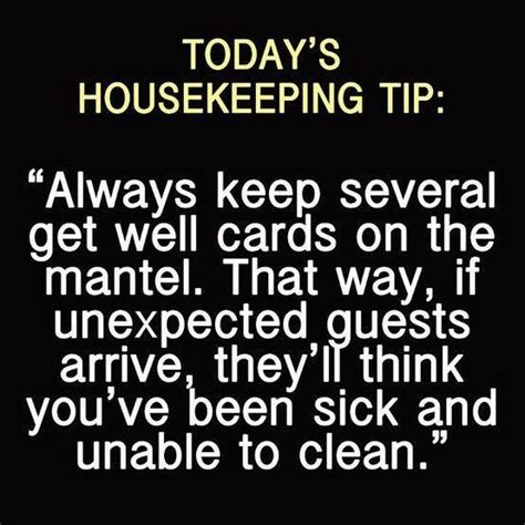 housekeeping tips house cleaning tip of the day too funny pinterest