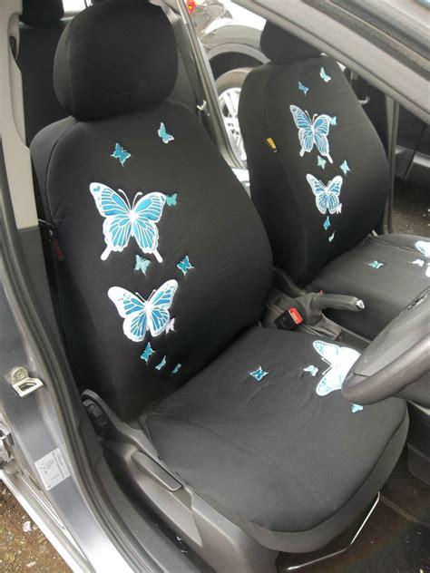 Car Set 10 In 1 Hello 3d hyundai i10 i20 getz car seat covers 3d blue