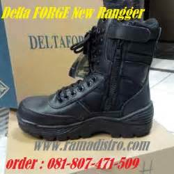 Sepatu Pdl Delta Forge jual sepatu import delta forge new rangger black colour