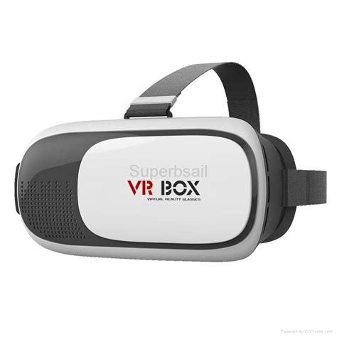 Termurah Vr Box 2 Second Generation Reality For Smartphone 2nd generation 3d glasses vr box reality helmet for s s vr 002