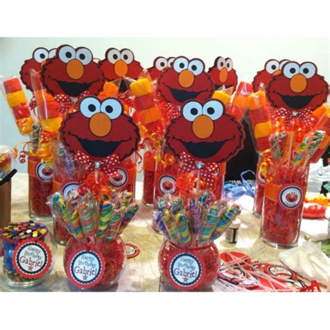 Elmo Decorations by 25 Best Ideas About Elmo Centerpieces On Elmo