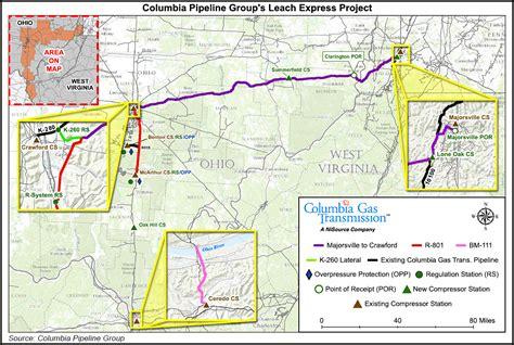 texas express pipeline map ohio pipeline lawyer bluegrass pipeline attorney goldman braunstein