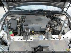 Buick Lacrosse 3 6 Liter V6 Engine 3 6 Liter Dohc 24 Valve V6 Engine For The 2005 Buick