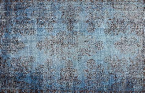 Teppiche Wien by Vintage Blau 202 Cm X 314 Cm Mozaiik Vintage
