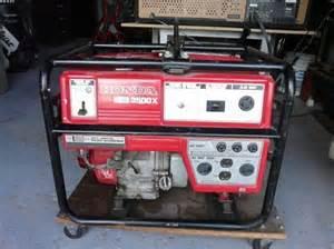 Used Honda Generator Honda Generator Aylmer Sector Ottawa