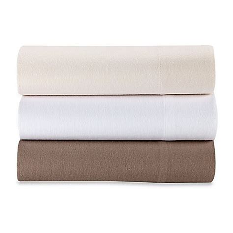 flannel sheets bed bath and beyond luxury portuguese flannel solid sheet set bed bath beyond