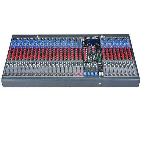studio mixer desk peavey 32 fx pa p a studio mixer mixing desk console ebay