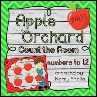 counting all the apples in the room kindergarten kerry apple orchard count the room