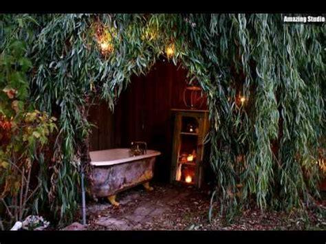 Outdoor Badewannen Holz by Natur Canopy Bietet Den Perfekten Ort F 252 R Ein Outdoor