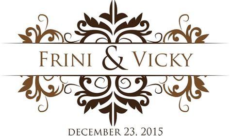 designmantic wedding monogram 207 best wedding monograms images on pinterest wedding