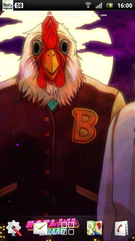 hotline miami android hotline miami live wallpaper 1 free for android