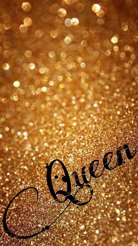gold queen wallpaper gold glitter queen wallpaper wallpapers made by me