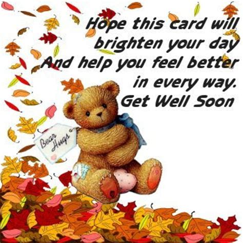 Get Well Soon Quotes To by Get Well Quotes And Sayings Quotesgram
