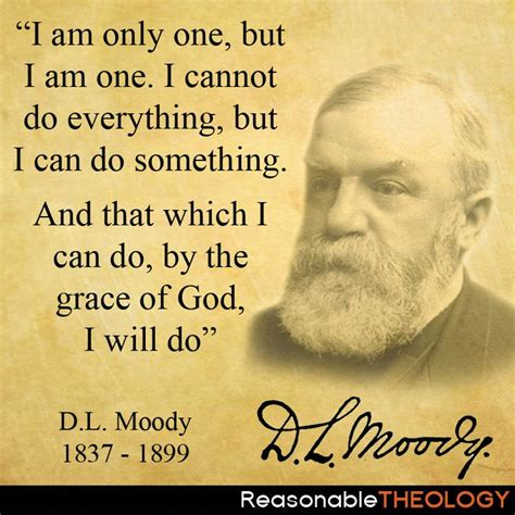I L Quote by D L Moody Quotes On God Quotesgram