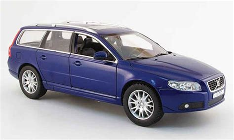 2006 volvo truck models volvo v70 blue 2006 powco diecast model car 1 18 buy