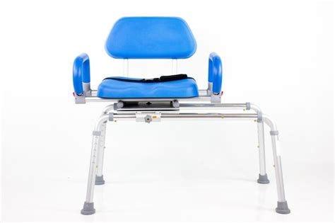 sliding shower bench with swivel seat carousel sliding transfer bench with swivel seat free
