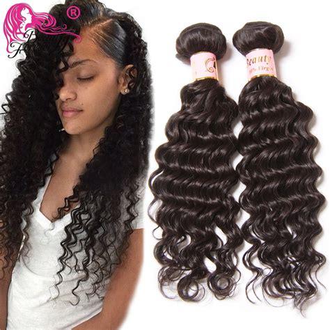 aliexpress princess hair brazilian deep wave re soft 7a grade brazilian virgin hair bundles deals