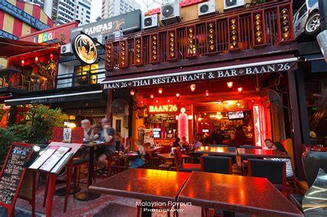 baan  thai seafood restaurant bar  changkat bukit