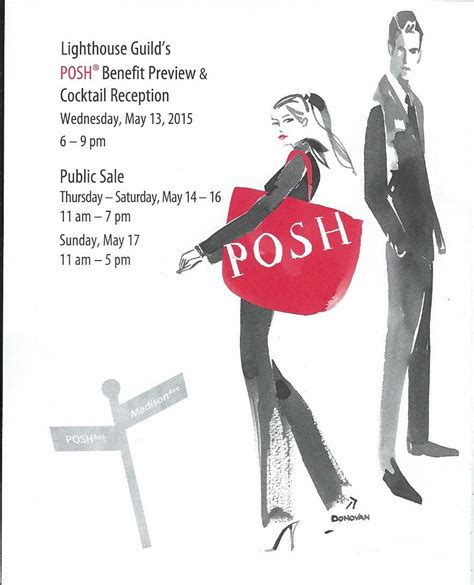 Posh Posts And Its Major by Its Back The Posh Sale In Nycno Nonsense