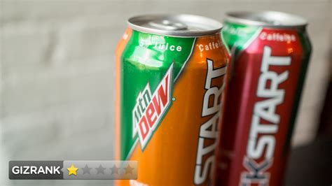 Xenergy Energy Drink Kicks And Punches Its Way Onto by Mountain Dew Kickstart You Re Supposed To Drink This For