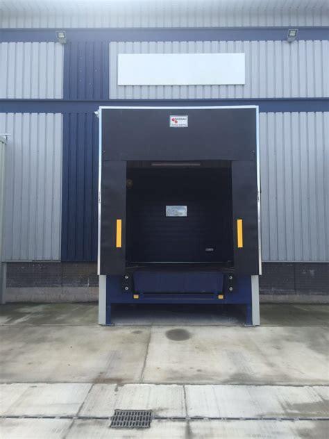 loading bay dock solution gdr gates  doors