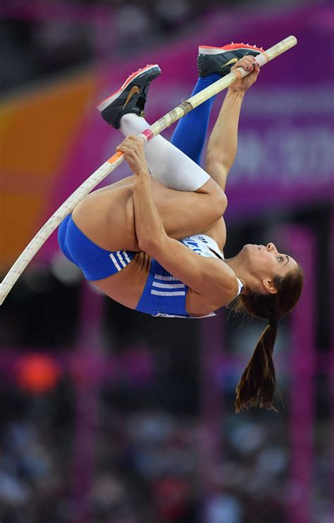 the pole vault chionship of the entire universe books ekaterini stefanidi women s pole vault at the iaaf