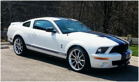 2007 mustang gt500 specs 2007 ford shelby gt500 specs