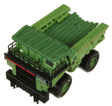 Transformers Magazine Rotf Universe Limited Edition voyager class haul transformers of the fallen rotf decepticon