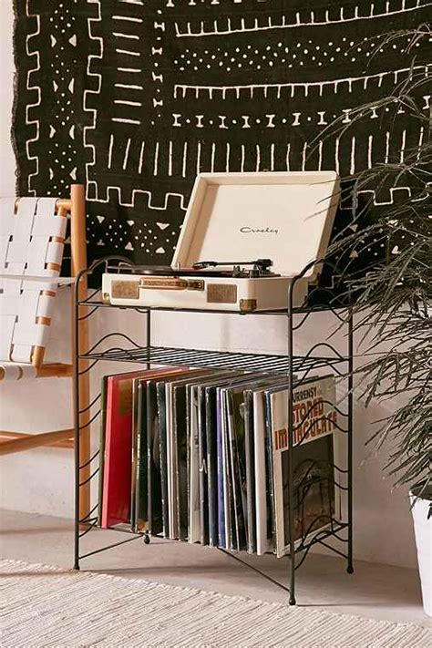 Vinyl Record Storage Shelf Urban Outfitters