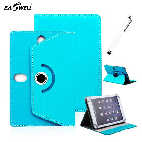 Tabletcover Book Tablet 7 Universal universal 10 inch tablet 360 rotating flip stand pu leather cover skin for 9 7 inch 10 inch