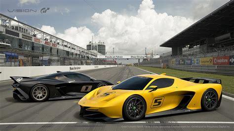 Gran Turismo pininfarina fittipaldi ef7 vision gran turismo finally