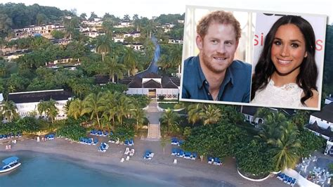 Wedding Blessings In Jamaica by Nothing Can Stand In The Way Of Prince Harry And Meghan