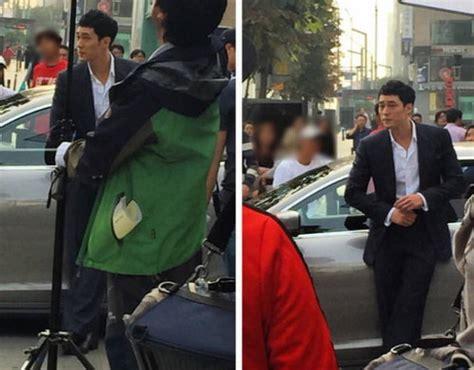 so ji sub business so ji sub images so ji sub s bts cuts from new drama oh