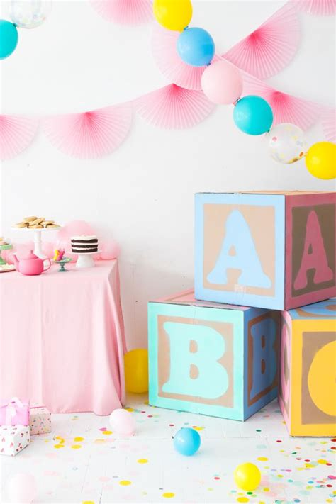 diy ideas    baby shower