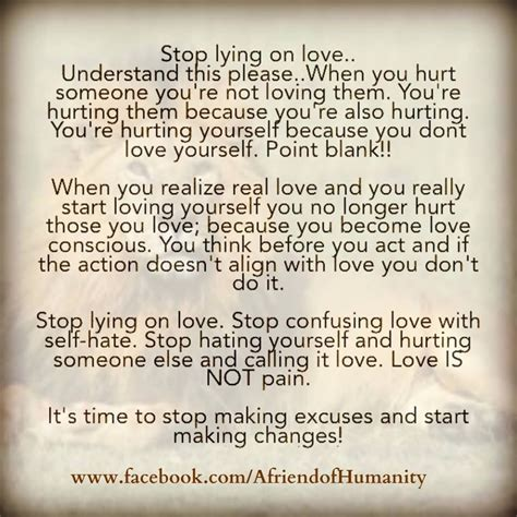 Facebook Memes About Love - stop lying on love pictures photos and images for