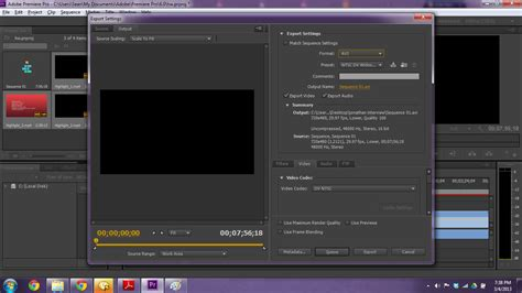 adobe premiere cs6 how to how to render a video in adobe premiere pro cs6 for