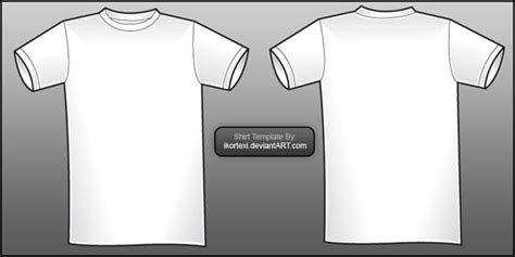 54 Blank T Shirt Template Exles To Download Vector And Raster T Shirt Template Maker