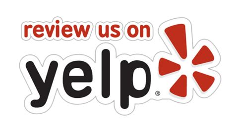 review us on we want to hear from you review us on yelp