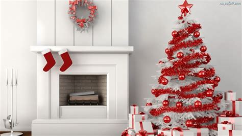 hd wallpapers christmas living room decorating ideas skarpety choinka kominek na pulpit