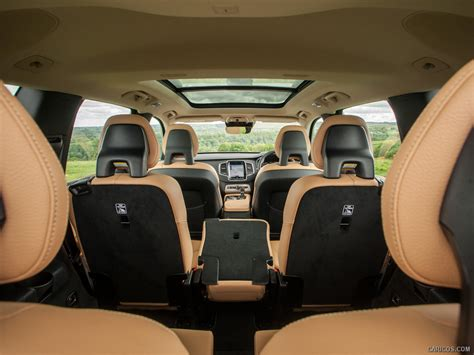 volvo xc uk spec amber leather interior wallpaper  ipad