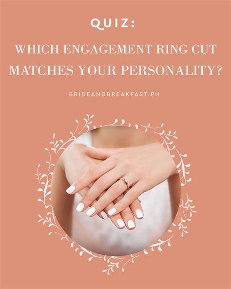 engagement ring style quiz philippines wedding blog