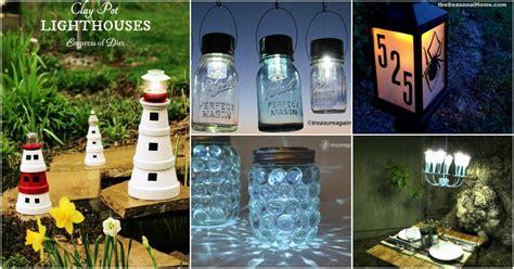 solar light repurposing ideas  brighten