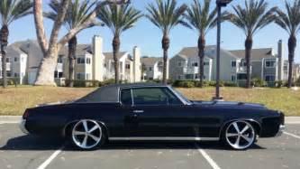 Cadillac Riviera Buick Riviera Oldsmobile Toronado Chevrolet Monte Carlo