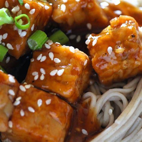 cuisiner tempeh vegan orange tempeh recipe orange tempeh and vegans