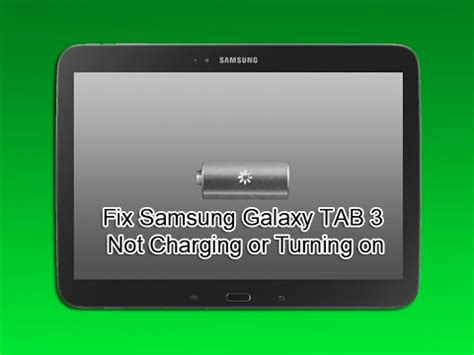 my samsung tablet wont turn on how to fix samsung galaxy tab 3 charging booting doovi