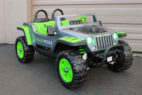 Beast Mode Jeep by Marshawn Lynch Is Selling Two Beast Mode Jeeps For Charity